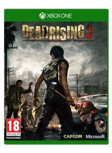 Dead Rising 3 (Xbox One) für 29,60€ @Amazon.co.uk WHD