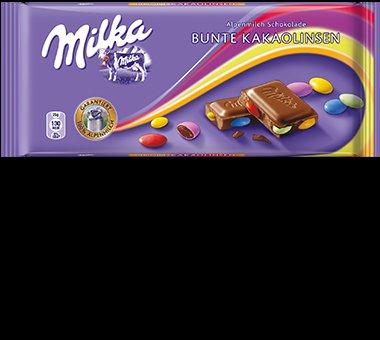 Milka Schokolade 15% gratis und zusätzlich zum Werbepreis