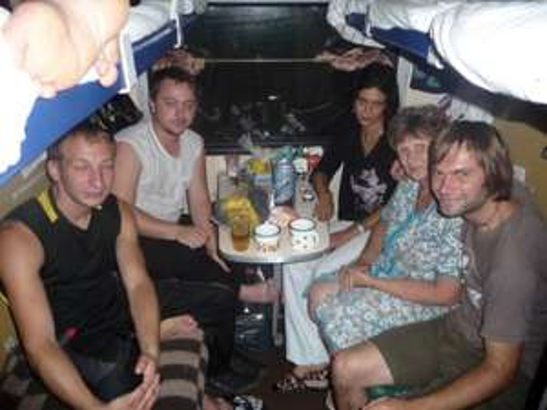 Partyzug nach Norderney (Groupon)