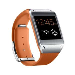 Samsung Galaxy Gear Smartwatch orange EU 96,99€