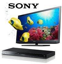 3D Bluray Player von Sony (Sony BDP-S480) geschenkt + Bis zu 300€ Cashback! Beim Kauf eines Sony 3D LCD TVs