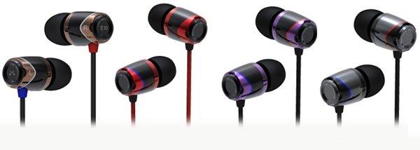 Soundmagic E10, hochwertige in-ear Kopfhörer