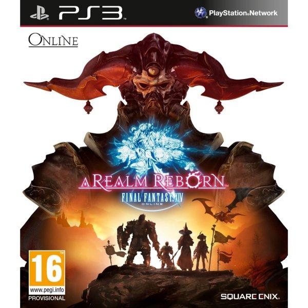 FF 14: A Realm Reborn (PS3) @play.com für 5,78€ (KOSTENLOSES Upgrade auf PS4 möglich)