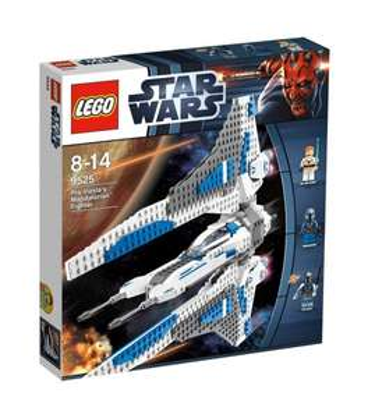 "Lego™ - ""Star Wars: Pre Vizslas Mandalorian Fighter"" (9525) ab €31,92 [@Toysrus.de]"
