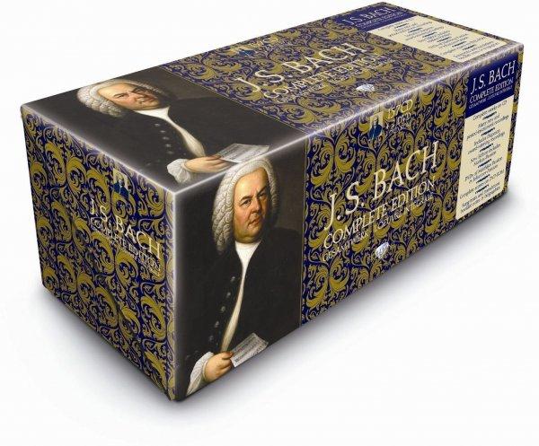 Bach Complete Edition (157 CD, 2 DVD & CD Rom Box Set)  bei Amazon für 20,71€ *Preisfehler*