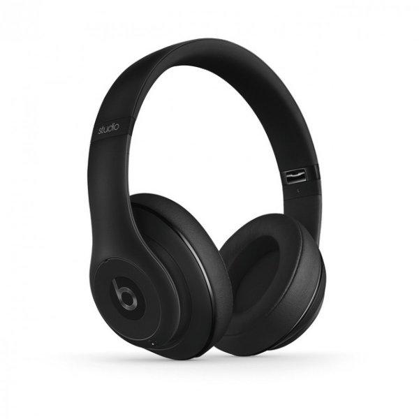 Beats by Dr. Dre Studio Wireless Matte Black + Gratis Reloop RHP-5 Kopfhörer für 339€