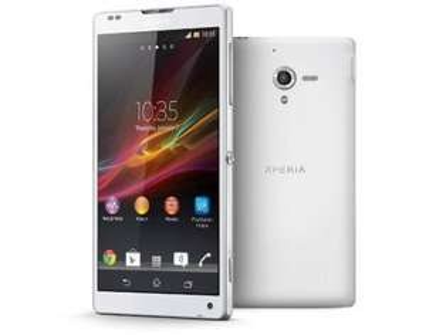 Sony Xperia ZL white für 226,94 €