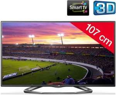LG 42LA620S - LED-Fernseher 3D Smart TV