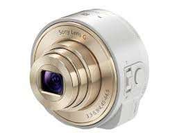 """[Saturn-Ebay ]Sony DSC-QX10 Smartshot Kamera in weiß ab 94,09€ mit Gutscheincode """"CSATURNSOMMER"""", KUPO!!"""