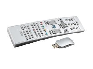 HTPC-Funkfernbedienung mit USB-Empfänger X10