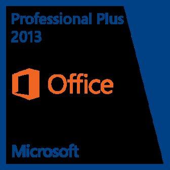 Microsoft Office Professional Plus 2013