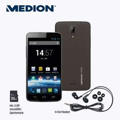 Medion Life P5001 Smartphone 149€ @AldiNord