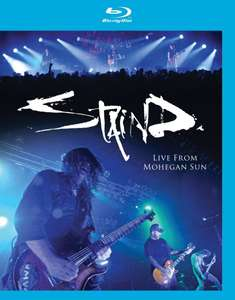 Staind: Staind - Live From Mohegan Sun Blu-Ray für 10,19 Euro inkl. VSK