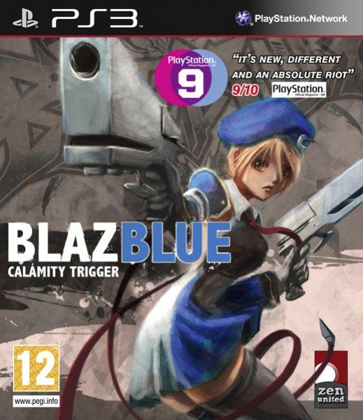 BlazBlue: Calamity Trigger (PS3) @ konsolenkost.de kostenlos (+3,99€ Versand)