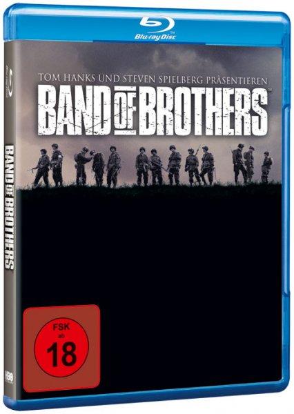 [Blu-ray/DVD] Film-Boxen (Band of Brothers, Iron Man, Millennium Trilogie DC...) u.v.m. @ Alphamovies.de