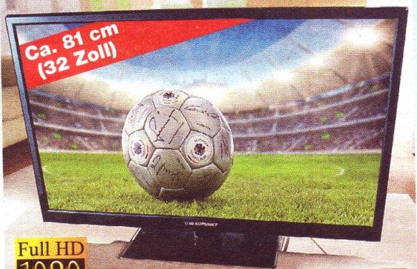 "[Offline Kaufland] 32"" Full HD Fernseher Blaupunkt BLA-32/141I"