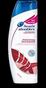 Gratisprobe(n) Head& Shoulders Thick & Strong