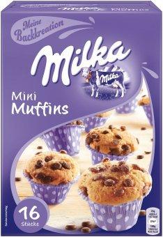 Jacobs Treueprogramm : SALE 2er Paket Milka Mini Muffins und Oreo Brownies