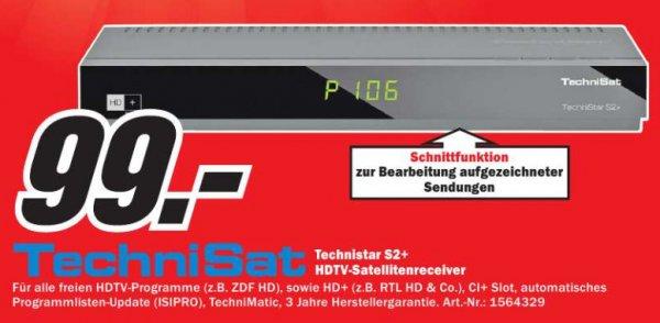 [Lokal Media Markt Dortmund] TechniSat TechniStar S2+