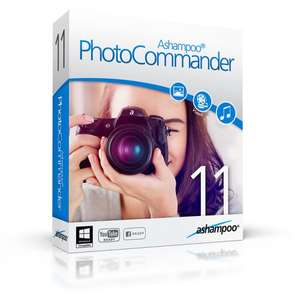 Free Ashampoo Photo Commander 11 (100% discount)  $49.95 Free!