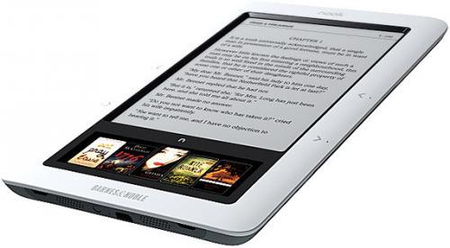 "Barnes & Noble Nook eBook Reader 6"" e-Ink WLAN"