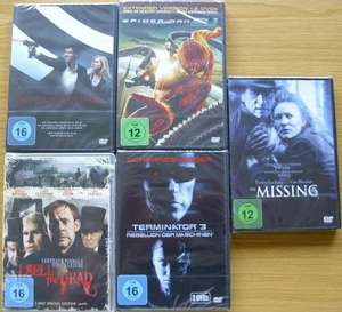 DVDs für je 2 € @ TEDI (lokal HN, ...?)