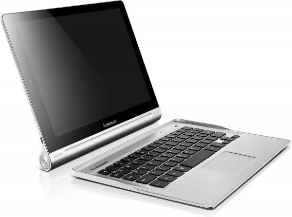 Lenovo Yoga 10 Zoll mit 3G und abnehmbarer Tastatur heute bei Amazon für nur 269€ (statt sonst 349€)