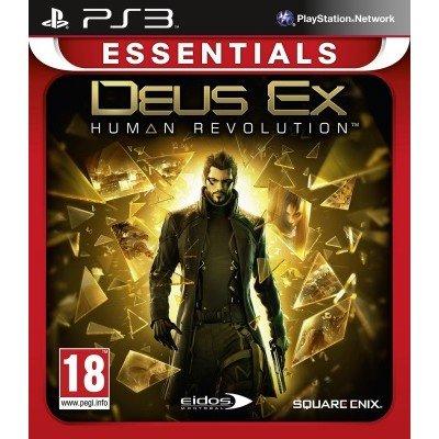DEUS EX: HUMAN REVOLUTION - ESSENTIALS (PS3) FÜR SONY PLAYSTATION 3 FÜR  7,33 EUR inkl. VERSAND @ thegamecollection