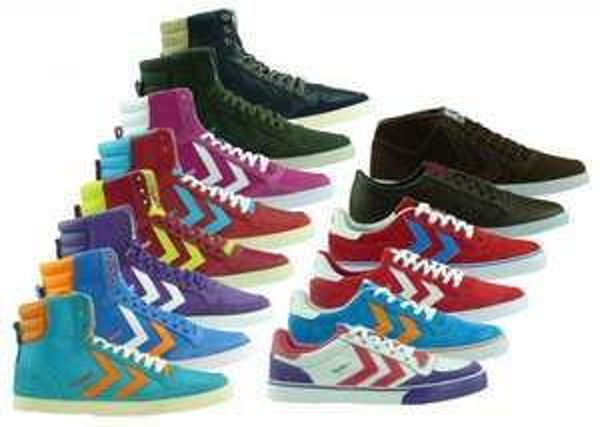 HUMMEL Sneaker Damen & Herren Turnschuhe 14 Modelle °° 32,99€°° verschiedene Größen - ebay WoW