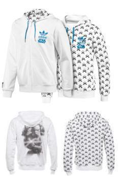 Adidas Star Wars reverse Hoody @ Zavvi.com