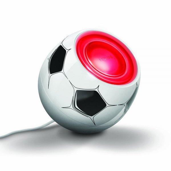 PHILIPS LivingColors Stimmungslicht LED-Leuchte Farbwechsel Soccer Edition Mini -72%
