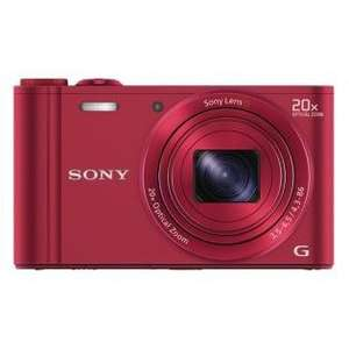 Sony DSC-WX300 Digitalkamera rot ab Dienstag 7 Uhr 159€