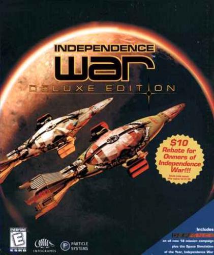 Independence War (I-War) Deluxe Edition - Summer Hidden Gems @ GOG für 1,67 € (60% OFF)