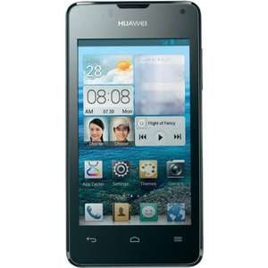 "Huawei™ - Ascend Y300 Smartphone (4"" IPS 800x480,4GB,Android 4.1,5.0MP+AF/LED Cam) in Schwarz [B-WARE] ab €57,88 [@eBay.de]"
