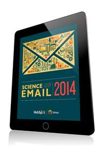 kostenloses EBook - Science of Email 2014