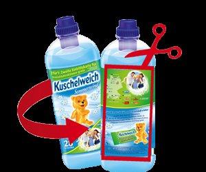 Freizeitpark 2für1 mit Kuschelweich-Aktionsflaschen -bis zu 38 EUR Rabatt