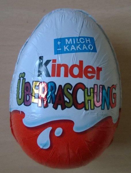 [lokal] Kinder Überraschung Ü-Ei für 0,09€ @ Netto ohne Hund Bückeburg