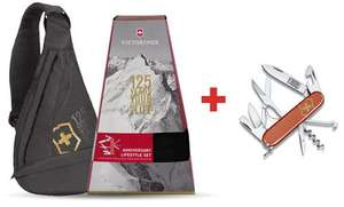 Limitiertes Victorinox  Climber Jubiläums Lifestyle Set  - 30,34€ inkl Versand