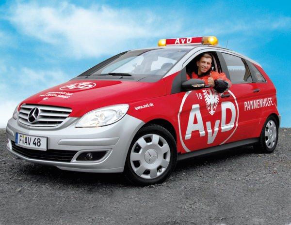1 Jahr AvD Mitgliedschaft für 34,90 €/ 64,90 €  + Tchibo Gutschein im Wert von 35 € / 65 € geschenkt dazu