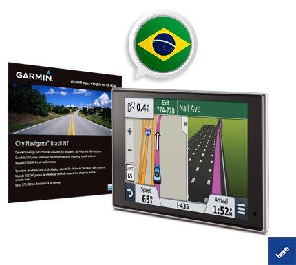 Garmin - Brasilien Navi Karte kostenlos