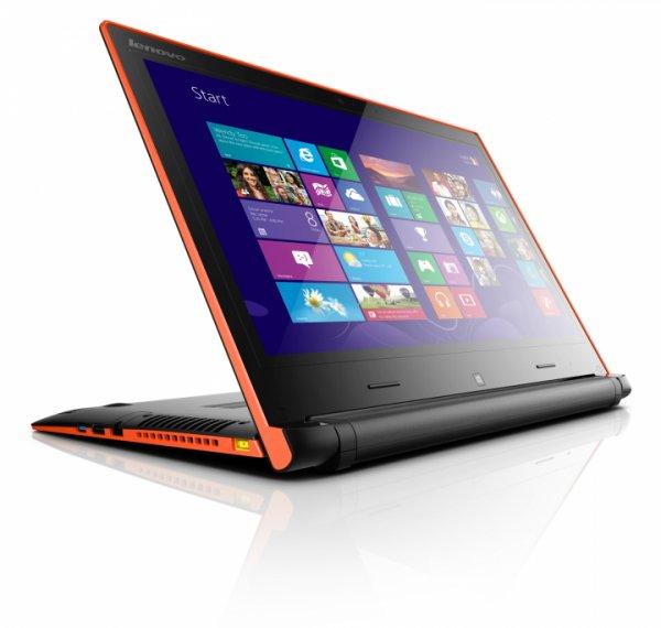 Lenovo Flex 14, 300° Notebook mit Multitouch-Display und Windows 8.1