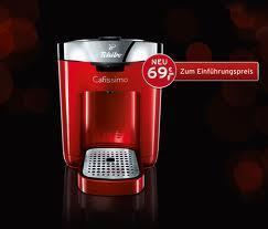 Tchibo Cafissimo Kaffeemaschiene für 69,-