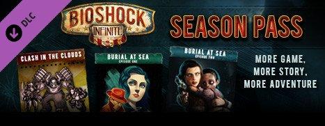 BioShock Infinite - Season Pass - PC/Mac