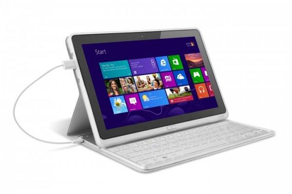 "Acer Iconia Tab W700 für 599€@ Comtech - 11,6"" FullHD-Tablet mit Tastatur"