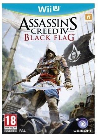 Nur heute - Assassin's Creed IV Black Flag (Wii U) für 14,85 € inkl. Versand & deutscher Sprachausgabe @ TheGameCollection.net