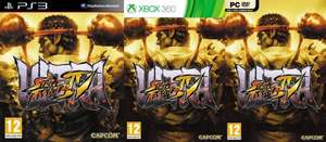 PC/Xbox 360/PS3 - Ultra Street Fighter IV [Pre-Order] für €16,73 [@Zavvi.com]