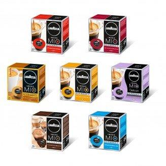 (LOKAL) Lavazza A Modo Mio Kapseln Caffe Crema Dolcemente zu £3.00 und Appassionatamente zu £3.50