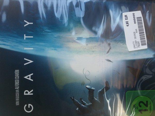 Gravity DVD nur 4,90€ @Mediamarkt -Online+Offline-