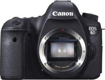 Canon EOS 6D Body (Gehäuse) inkl. Adobe Software Bundle für 1388€ (-100€ Cashback) @ Saturn Late Night
