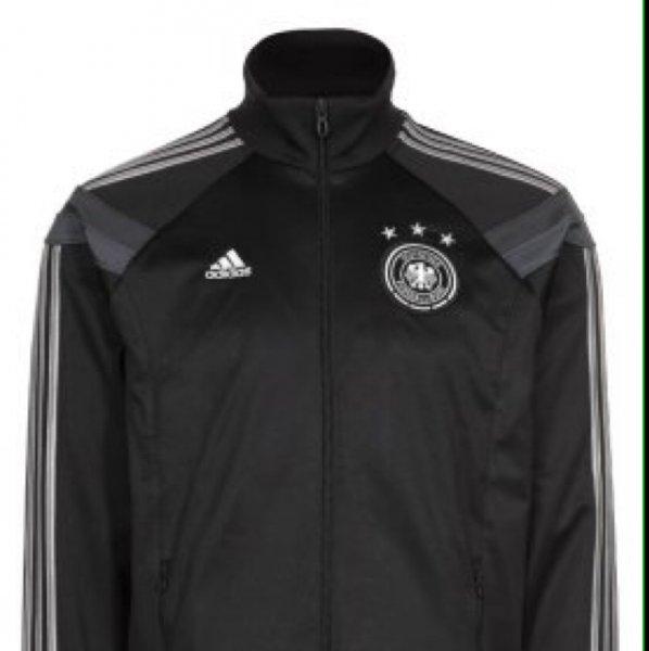 DFB Trainingsjacke schwarz